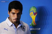 Court of Arbitration for Sport upholds Suarez's 4-month playing ban