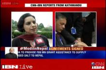 Modi's speech has raised the expectations of Nepal: Suhasini Haidar