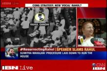 My duty is not to let the Question Hour be interrupted: Sumitra Mahajan