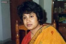 Writer Taslima Nasreen seeks extension of visa duration, meets Rajnath Singh