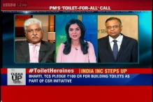 We want to execute the toilet plan as fast as possible: TCS