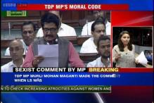 TDP MP makes sexist remarks in Lok Sabha, says women should dress in a dignified way