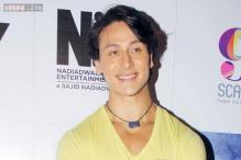 Tiger Shroff gets fifth degree honorary black belt from World Taekwondo headquarters