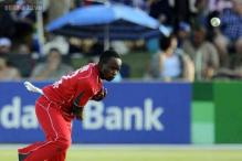 Zimbabwe's Prosper Utseya reported for suspected bowling action