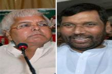 War of words intensifies between Lalu, Paswan