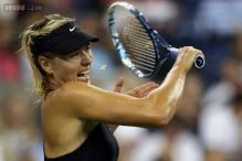 Sharapova surges past compatriot Kirilenko at US Open