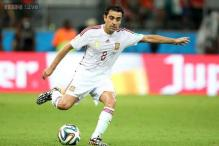 Xavi Hernandez retires from Spanish national team