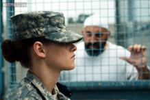 'Camp X-Ray' trailer: Kristen Stewart is the new guard at Guantanamo Bay who strikes up an unusual friendship with a detainee