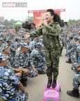 Photos: Meet China's First Lady Peng Liyuan