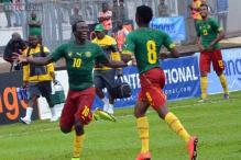 Cameroon beat Ivory Coast 4-1 in qualifiers