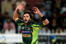 PCB penalise Afridi and others for not maintaining fitness