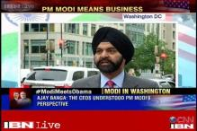 Modi restored trust in India, changed perceptions: Mastercard CEO