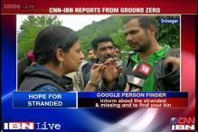 J&K flood victims face hardships at makeshift relief camps in Srinagar
