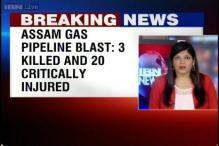 Gas pipeline blast in Upper Assam's Moran; 3 killed, 20 injured