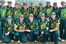 Australia women make clean sweep of series against Pakistan