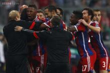 Champions League: Bayern edge City; big wins for Roma, Porto