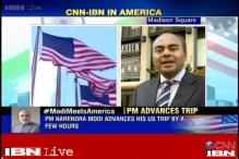18,000 people to attend PM Modi's speech at Madison Square