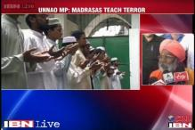 BJP MP Sakshi Maharaj faces flak for saying children in Madrassas were trained to become terrorists
