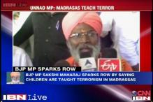 BJP MP Sakshi Maharaj courts controversy, says Madrassas give 'education of terrorism'
