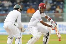 1st Test: Brathwaite century puts West Indies in charge