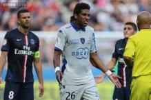 Brandao given six-month ban for Thiago Motta headbutt