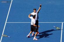 Davis Cup: Bryan brothers lead US to victory over Slovakia