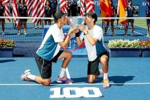 Bryan brothers win fifth US Open for historic 100th doubles title