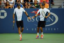 Bryan brothers return to US Open semi-finals