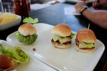 Chef creates a burger that taste like human flesh using first-hand accounts of cannibalism to get the exact flavour