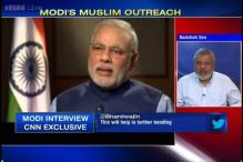 Watch: Viewers react as Modi says Indian muslims are patriotic