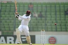 Gayle unavailable for second Test against Bangladesh