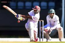 2nd Test: Chanderpaul fifty puts West Indies in control