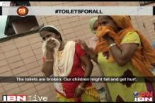 #ToiletsForAll: Videos and pics sent by CJs