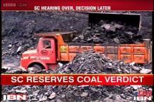 Centre favours cancellation of 218 coal blocks, SC reserves its verdict