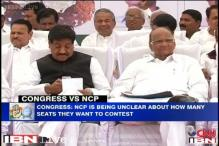 Maharashtra polls: Congress warns NCP of contesting alone if it remains stubborn
