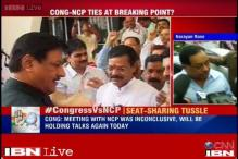 Maharashtra elections: Congress, NCP seat-sharing talks inconclusive