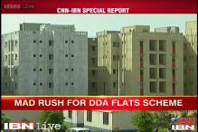 Overwhelming response to DDA's housing scheme forces website to shut down