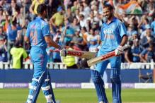It was good to see Shikhar Dhawan back in form, says MS Dhoni