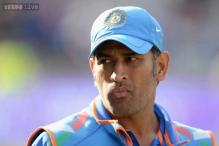 MS Dhoni keeps mum on booing of England players