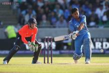 We had a good chance to win but it didn't pay off, says MS Dhoni