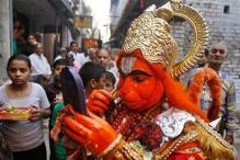 Hindu god Hanuman gets Aadhaar card!