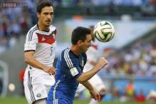 German defenders Boateng, Hummels out of Argentina game
