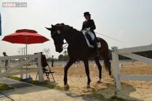 Asian Games equestrian: Shruti, Nadia qualify for final round