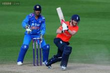 Eoin Morgan glad to leave England all smiles after T20 win