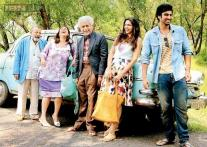 Deepika Padukone-Arjun Kapoor starrer 'Finding Fanny earns Rs.5.1 crore on the opening day