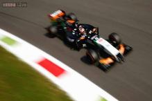 Force India struggle in Singapore Grand Prix qualifying