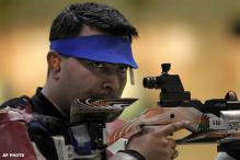 Asian Games Shooting: India miss out on bronze in men's 50m 3-position rifle