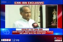 BJP's defeat in Rajasthan not surprising: Ashok Gehlot