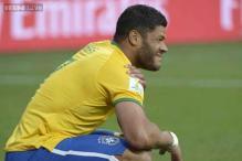 Hulk must earn Brazil recall, says coach Dunga