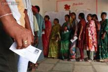Voting underway for bypolls in 3 Lok Sabha, 33 assembly seats held today